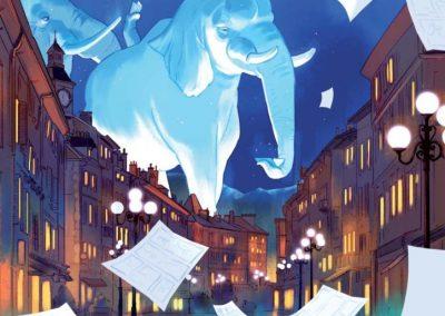 Festival bande dessinée de Chambéry 2019